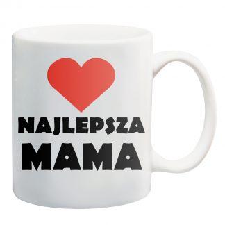 Kubki z nadrukiem Krakow najlepsza mama
